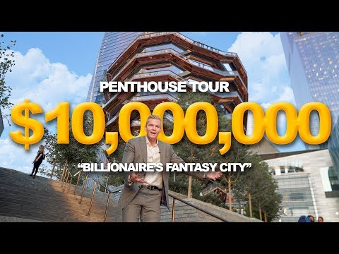 Inside a $10 Million NYC Penthouse | Ryan Serhant Vlog #82