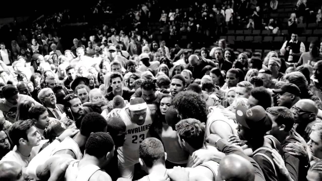 medio litro Maestro Polvoriento  LeBron James New Nike Commercial - Together (2014) - YouTube