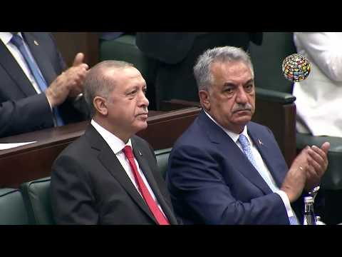 Binali Yıldırım'ın sözleri Erdoğan'ı tebessüm ettirdi