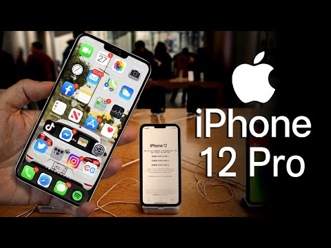 Apple IPhone 12 - Hands On!