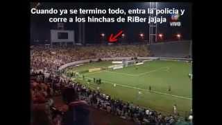 Boca corre a River en Mar Del plata | Boca vs River Mar Del plata 2002
