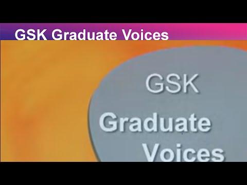 GSK graduate voices