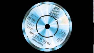 "Thelma Houston "" Don`t Leave Me This Way "" ( Disco Version Single )"