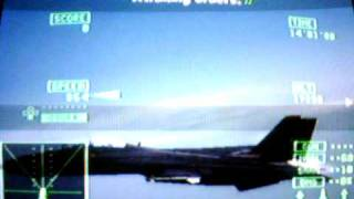 Ace Combat 5 Game Play