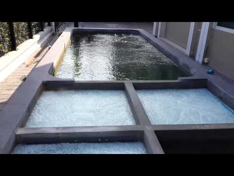 Koi Pond Filter System Fixbed&Movingbed By BB-media !