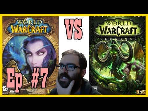 Hellheim and my first real look at Legion's Eastern Kingdoms! LEP #7 [World of Warcraft Let's Play]