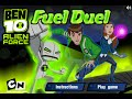 Ben 10 Games to Play Online 2017 - Ben 10 Fuel Duel, Ben 10 Gameplay 2017,  Alien Force Games