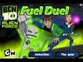 Ben 10 Games to Play Online 2017 - Ben 10 Fuel Duel, Ben 10 Gameplay 2017,  Alien Force Games