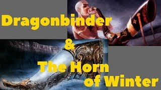 Dragonbinder and the Horn of Winter - livestream with History of Westeros