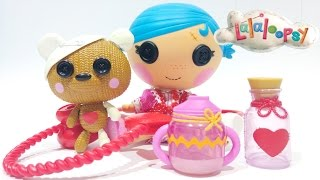 Lalaloopsy Littles Stumbles Bumps 'n' Bruises Sew Cute Patient Review Toys Video For Kids Worldwide