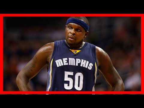 Breaking News | Zach randolph says he was 'wrongfully arrested' on marijuana charges