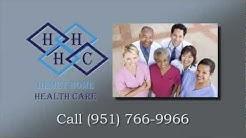 Hemet Home Health Care Commercial