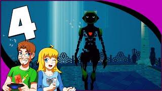 ABZU Walkthrough Part 4 SHARK Aliens! No WAY! (HD)