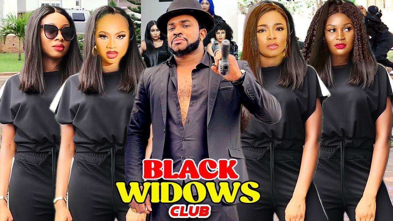 Download THE BLACK WIDOWS (Complete Season 6) CHIZZI ALICHI 2021 TRENDING FULL HD MOVIE
