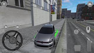 City Car Driving #1 RECKLESS DRIVER - New Car Parking Simulator Android iOS gameplay