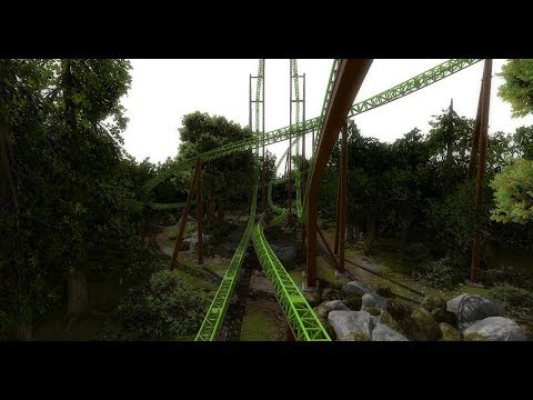 No Limits 2 - Panther Hunt - Rocket Coaster