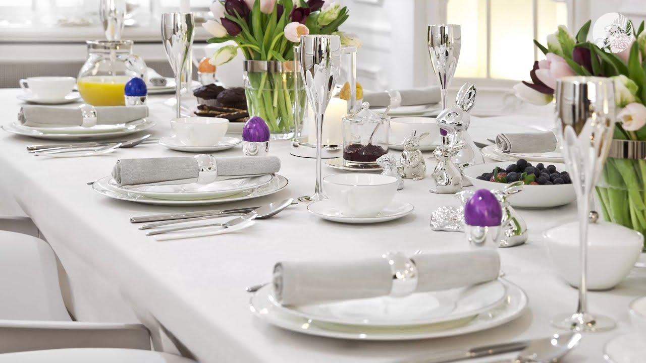 c2a76e7fd6a489 Jak udekorować stół na Wielkanoc   Inspiracje WESTWING - YouTube