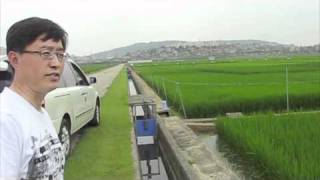Korean Rice Cultivation / Exhibition Area