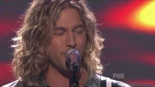 Casey James Top 11 Performance Power of love
