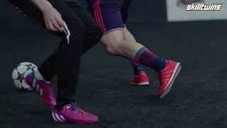 Learn amazing futsal/street football skills