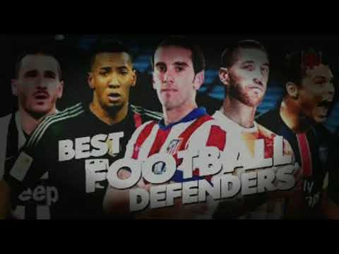 BEST FOOTBALL DEFENDERS( Don't miss it)