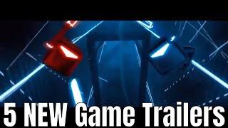 5 NEW Game Trailers of the Week | November 11