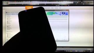 Прошивка Galaxy Note 2 с помощью Odin