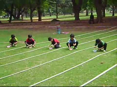 Slate The School Pre Primary Sports Day Events Youtube