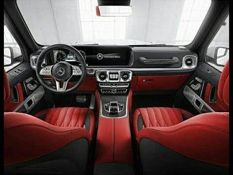 2019 Mercedes G63 Perfect Interior Youtube