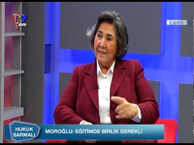 Süheyl Batum İle Hukuk Sarmalı // Avukat Nazan Moroğlu (13 Kasım 2019)