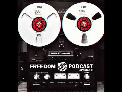 Jamanje Freedom Podcast Special 1