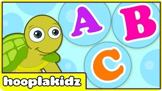Learn ABC | Alphabet Song for Kids by HooplaKidz