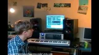 4/4 Sub Focus - Reese basses - DnB Masterclass 2008