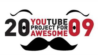 Movember!//Project For Awesome 2009