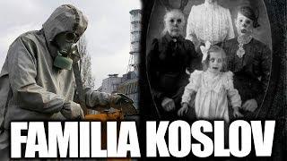 Familia Viviendo en Chernobyl   El Misterio de la Familia Koslov   El Rincón De Pedro