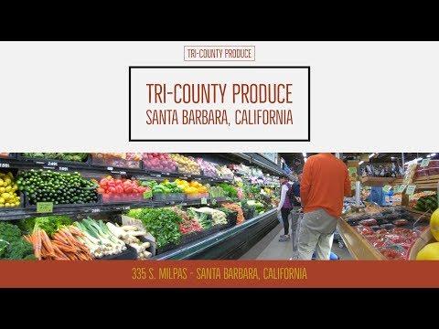 Tri-County Produce - Santa Barbara, California