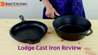 Lodge Cast Iron Review