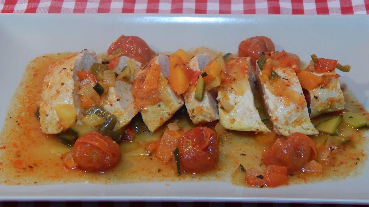 De pavo salsa en recetas solomillo