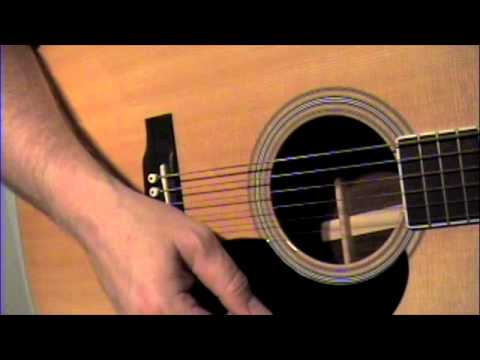 Acoustic Guitar Lesson | How to Play an Arpeggiated Strum - YouTube