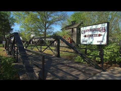 Cannonsburgh Village | Tennessee Crossroads | Episode 3245.1