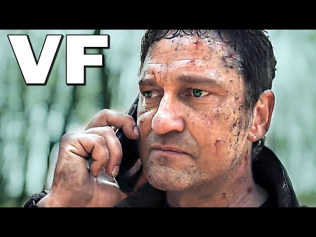LA CHUTE DU PRÉSIDENT Bande Annonce VF (2019) Gerard Butler, Morgan Freeman
