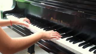 Marina & The Diamonds - Primadonna (Piano Cover)