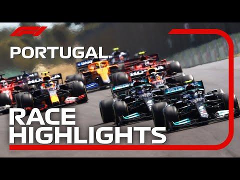 Race Highlights   2021 Portuguese Grand Prix