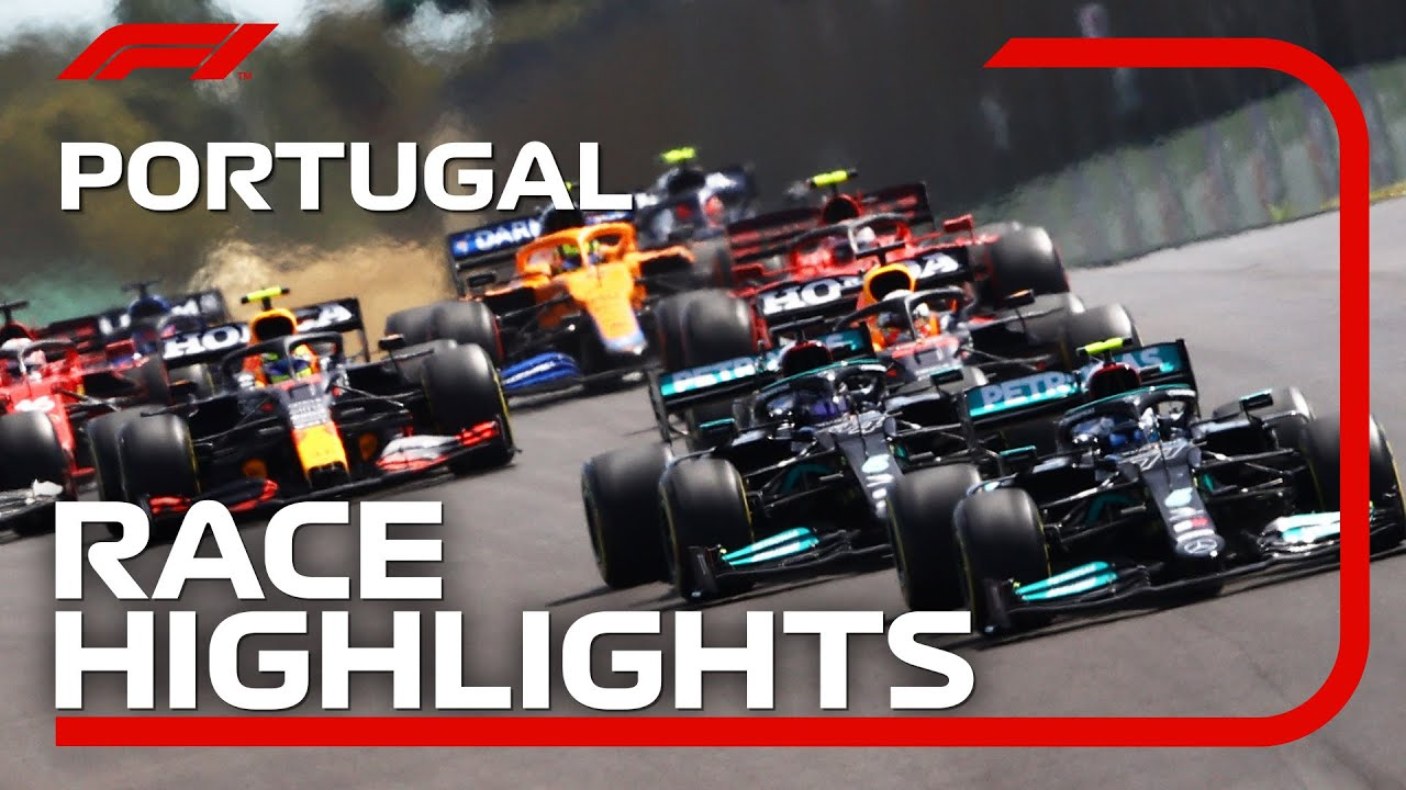 What the teams said - Race Day at the 2021 Portuguese Grand Prix ...