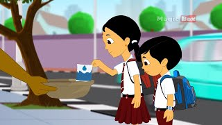 Aram Seiya Verumbhu - Aathichudi kadaigal - Pre School - Animated Videos For Kids