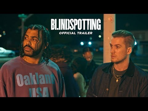 Blindspotting (2018 Movie) Official Trailer - Daveed Diggs, Rafael Casal