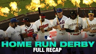 Alonso tops Vlad Jr. to win Home Run Derby   Home Run Derby Highlights 7/8/19