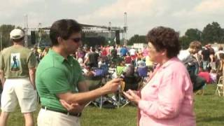 Lois Hunt of the ISU Extension-- Interview from the Beach Boys Reel 2009 09 11 1