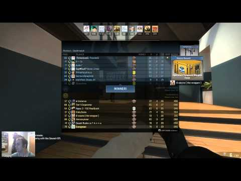 Operation Vanguard 20 Kills in Deathmath With the Sawed-Off Mission CS:GO