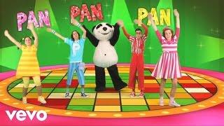 Panda e Os Caricas - A Dança Do Panda (Official Video)